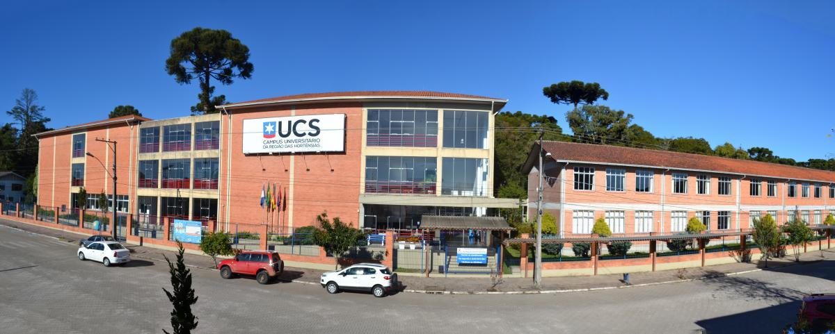 Vestibular UCS 2019