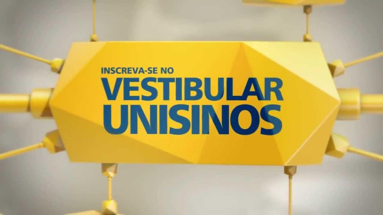 Vestibular UNISINOS 2019