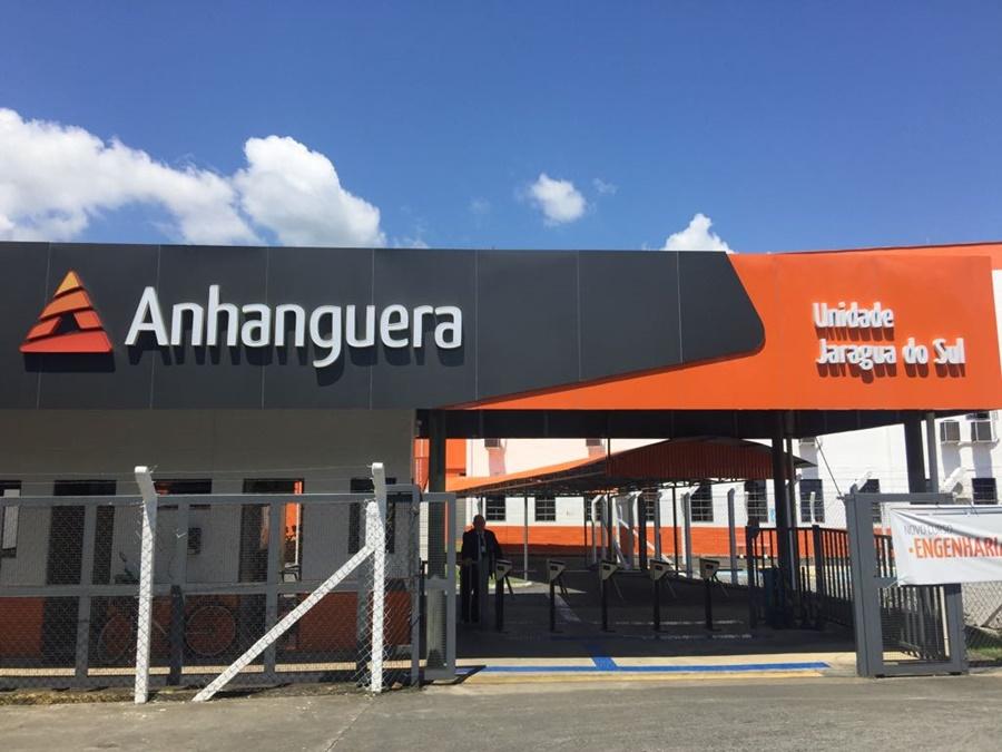 Vestibular ANHANGUERA 2020
