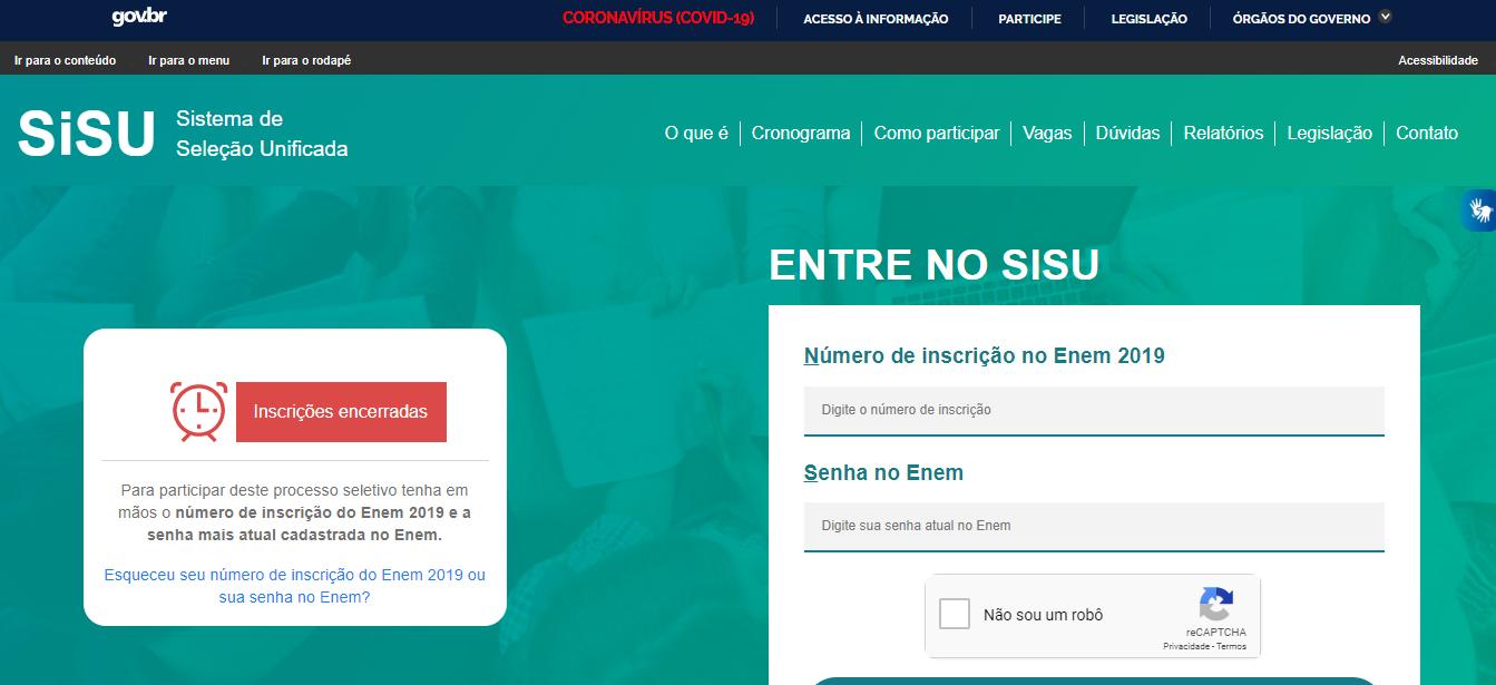 Portal SISU