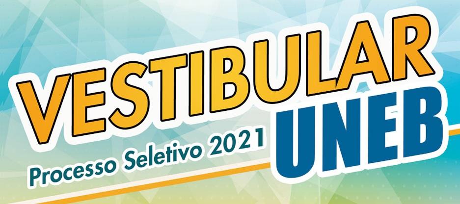 Vestibular UNEB 2021